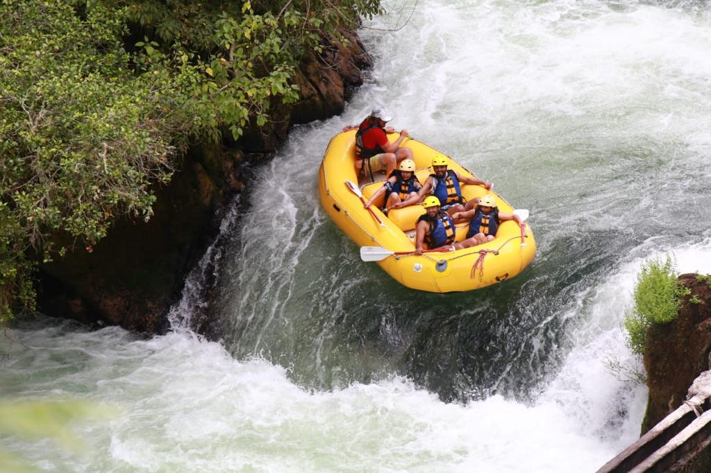 Rotorua Rafting, New zealand Trip