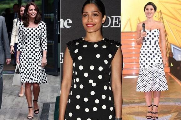 Women Clothing Styles - Polka Dots