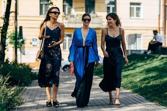 Women Clothing Styles - sultry-slip-dresses
